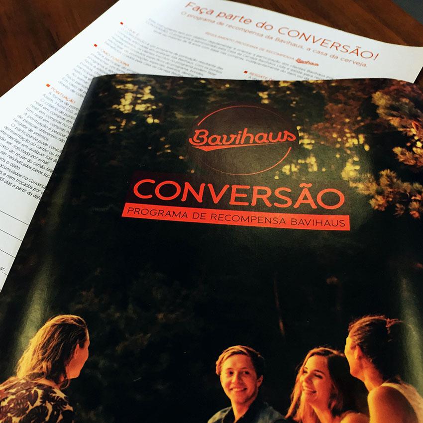 Resgates do Conversão somam quase R$ 50 mil em apenas 4 meses