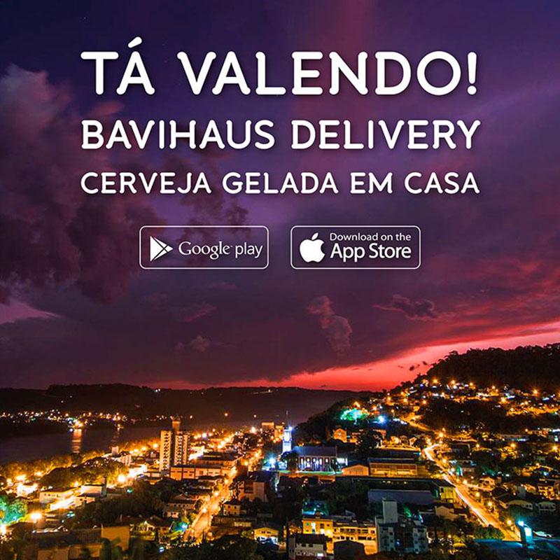 Só faltava Itapiranga: Bavihaus Delivery chega a 100% das lojas
