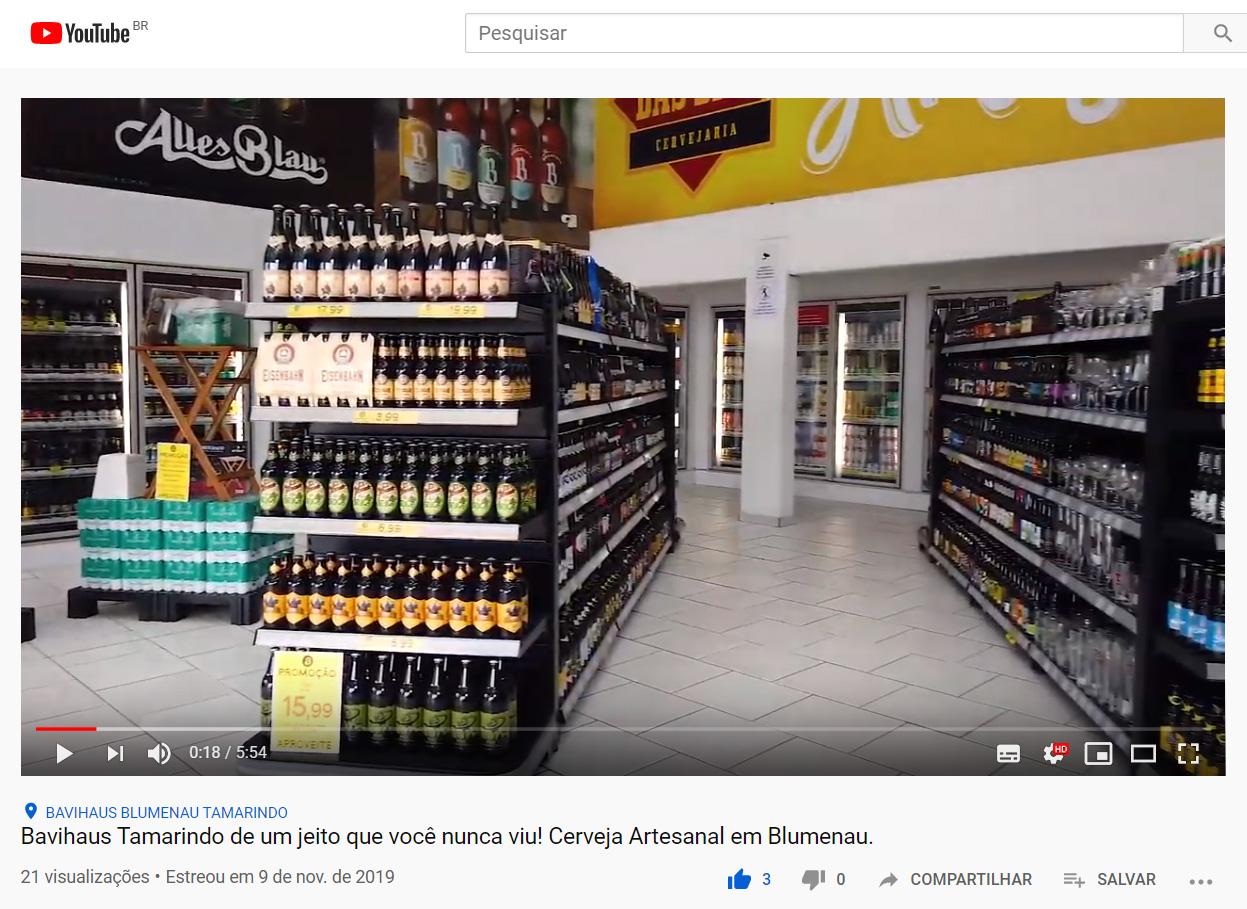 Agora temos um Canal no Youtube, vem ver!