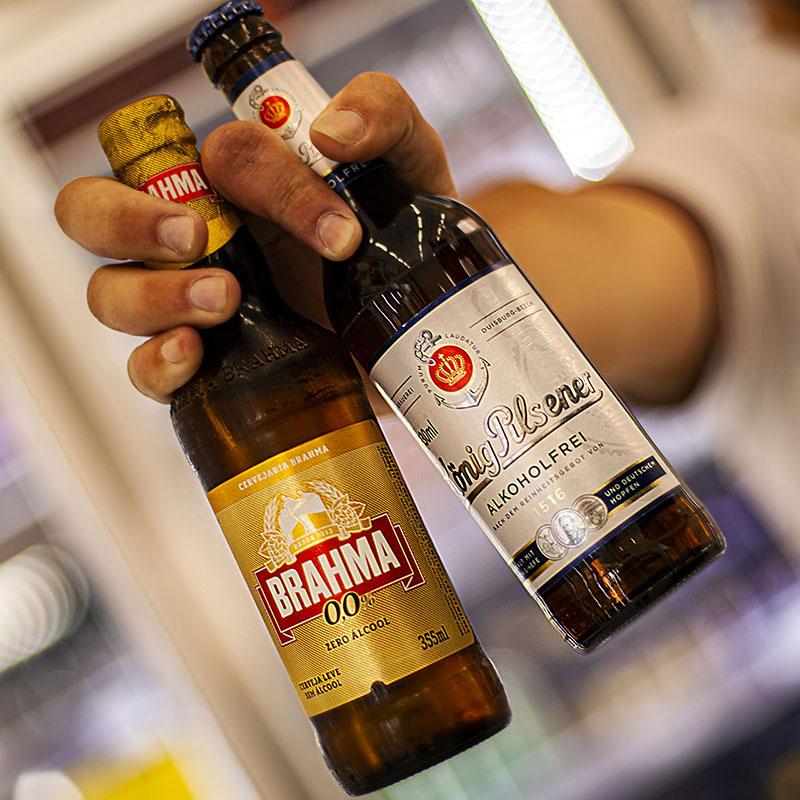 Cerveja sem álcool, adote essa ideia sem preconceito!