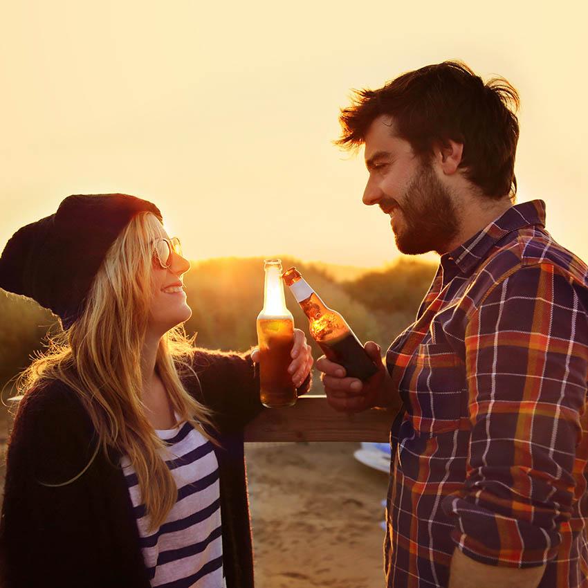 Acerte no presente do Dia dos Namorados. Dê cerveja para o seu amor