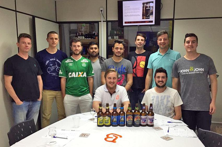 Chegamos a 12 edições do workshop cervejeiro em apenas 7 meses