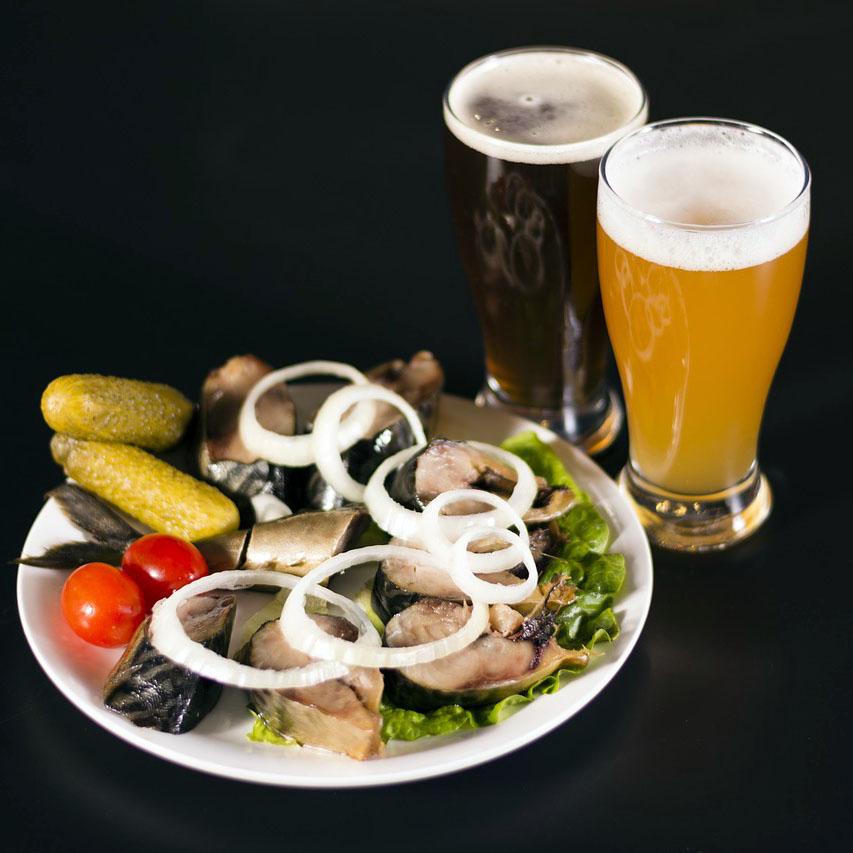 Que tal uma cerveja para harmonizar com peixe?